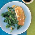 Try the Steamed Tilapia with Sesame Seeds, Ginger and Green Onion Recipe on williams-sonoma.com
