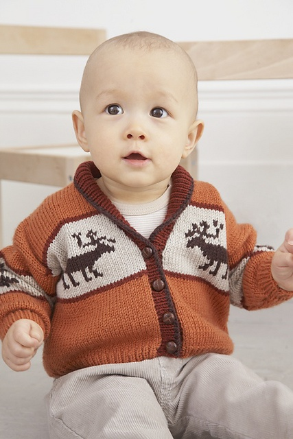 Ravelry: Shawl-Collar Jacket pattern by Debbie Bliss