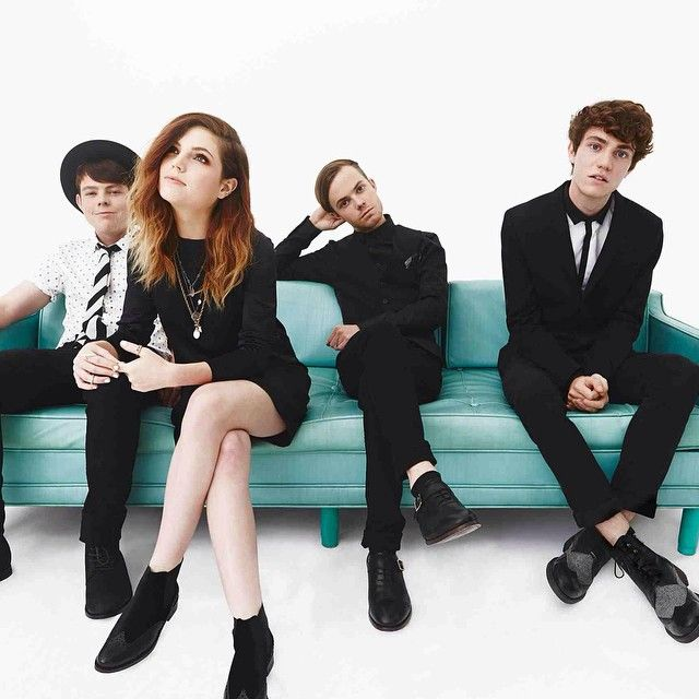Echosmith | Cool Kids. This song is so addictive! Don't be surprised if you find yourself singing it in the shower!