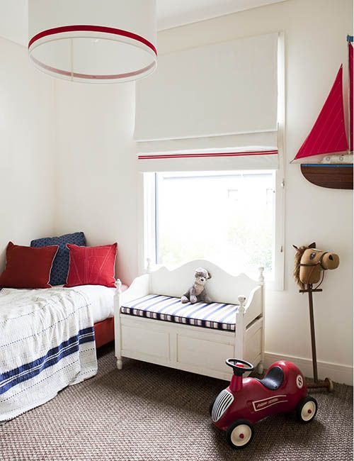 RANDWICK HOUSE | alwill  #interiors #kidsroom #pendant #cot #bedroom