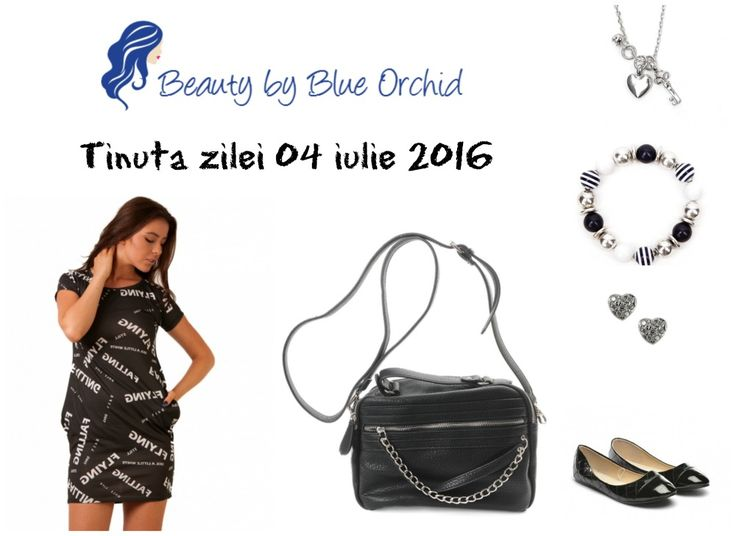 Tinuta zilei 04 iulie 2016 - Beauty by Blue Orchid