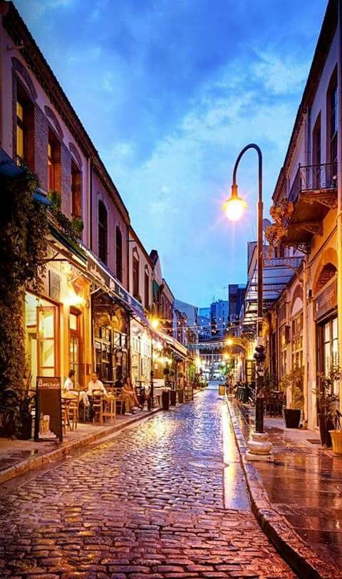 Λαδάδικα Θεσσαλονίκη