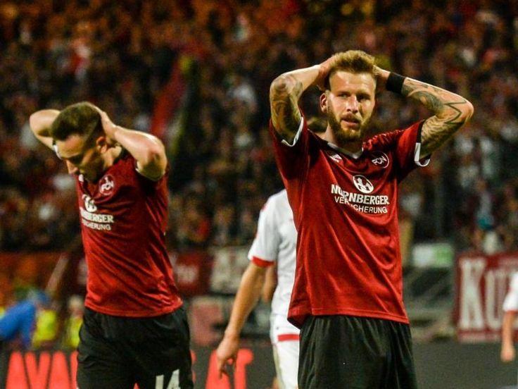 Der 1. FC Nürnberg wird in der 2. Liga seine finanziellen nicht los. Foto: Armin Weigel