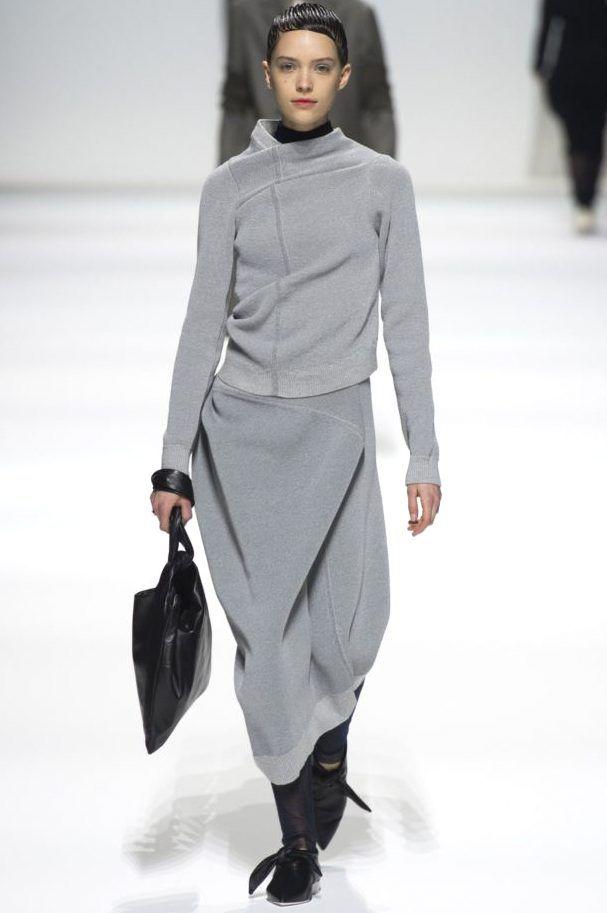 Collection Jil Sander Winter 2019 Milan Fashion Designers Famous Fashion Fashion Trend Forecast