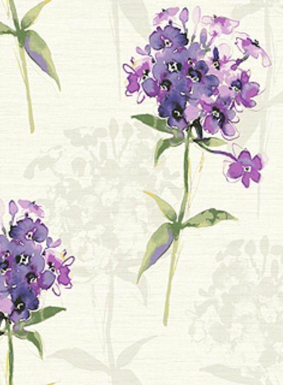 shades of purple | Akvareller | Pinterest