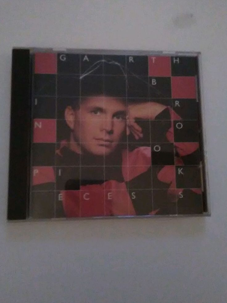 In Pieces by Garth Brooks (CD, Sep-1993, Capitol Nashville) #ContemporaryCountry