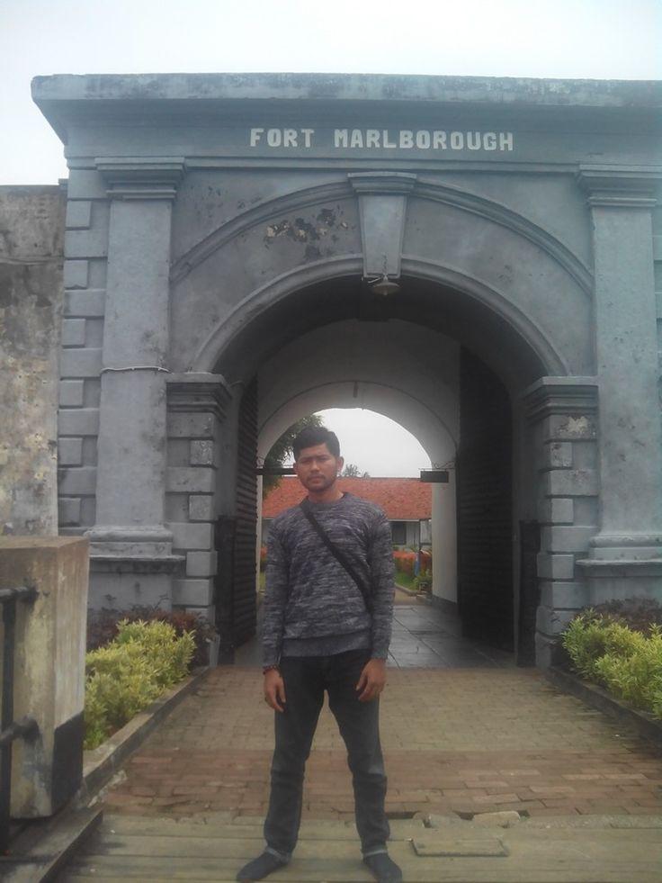 benteng fort marlborough kota bengkulu