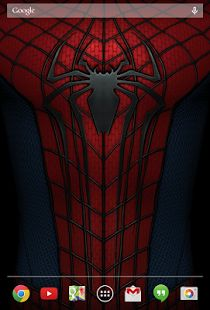 Top Android Amazing Spider Man 3D Live WP Wallpapers