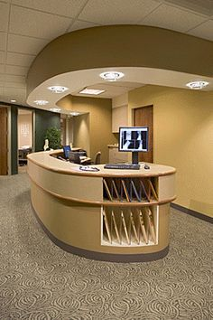 Image result for doctor office lobby design