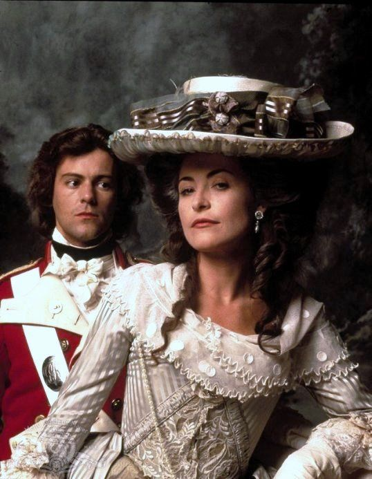 z- Rupert Graves & Amanda Donohoe- 'Madness Of King George', 1994
