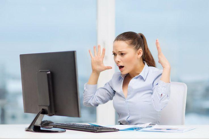 Hati-hati stres di tempat kerja!