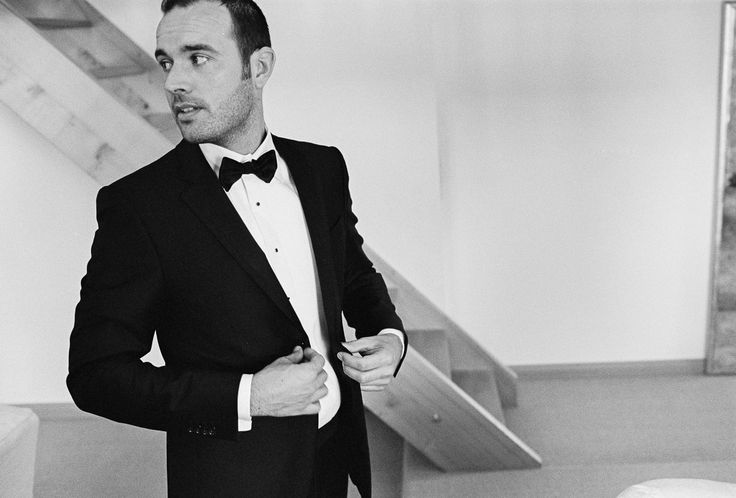 this #Groom is channeling a little 007 don't you think? Photography: Birgit Hart Fotografie - birgithart.com  Read More: http://stylemepretty.com/2013/10/23/koblenz-germany-wedding-from-birgit-hart-fotografie/