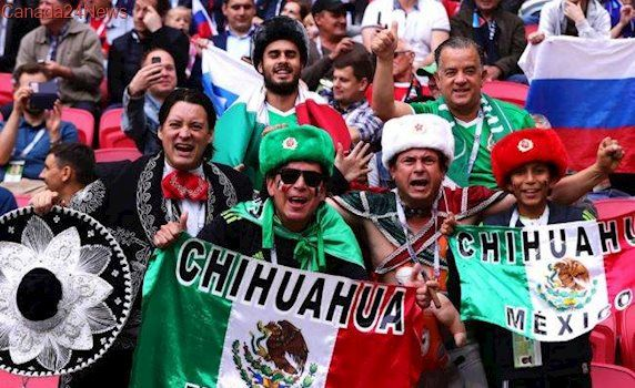 Mexican soccer fan tells wife he's going to buy smokes, flies to Russia to watch team instead