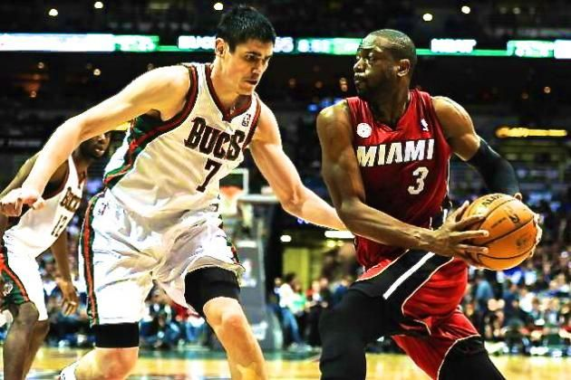 Milwaukee Bucks vs Miami Heat live streaming NBA online   Milwaukee Bucks vs Miami Heat live streaming NBA online on March 9-2016  Eastern Conference rivals with a trip to the Miami Heat in the NBA Milwaukee Bucks BMO Harris Bradley faced Association Center meets the last hours of the regular season.  Confrontation is March 9 pm ET August.  Both teams have young stars who are looking to establish himself as the best player in the league this should be a very interesting fight.  But they all…