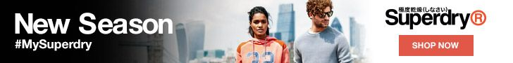 New Offers and Deals: Buy 2 Get 1 Free at Superdry  SHOP NOW  Buy 2 Get 1 Free at Superdry  Ends: 11.59pm 2nd April  Buy any two items and receive the third item free of charge. The cheapest item will be free. This offer only applies to online purchases made between March 13th and April 3rd 2017. This offer cannot be used in conjunction with any other promotion or discount and may only be used for household quantities. To return any one or more items for a refund you must pay full price for…