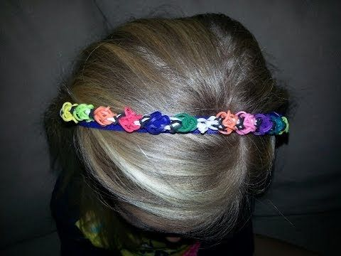 42 Best Images About Rainbow Loom Headbeads Necklaces