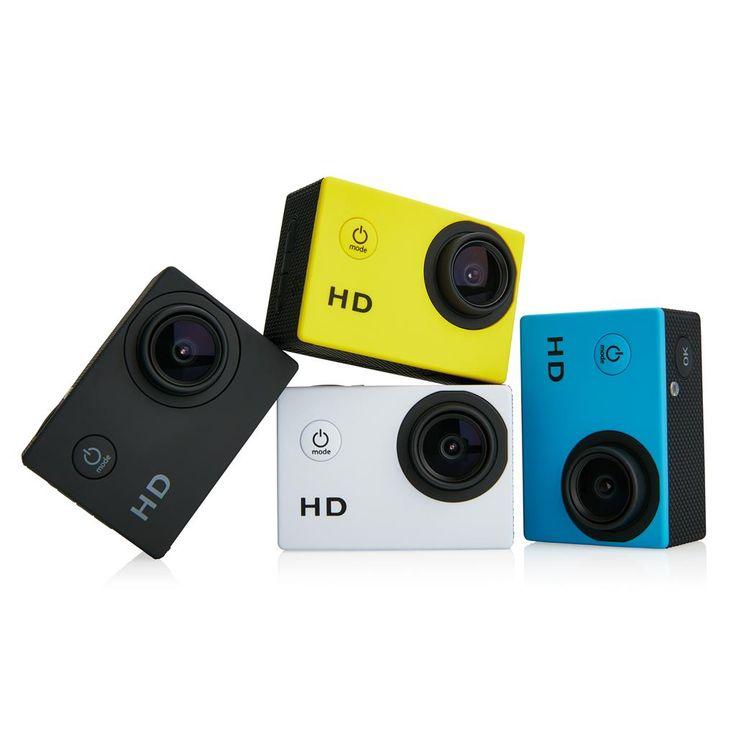 HDCamera. GoPro. Video. Gadgets  www.todayadvertising.ro