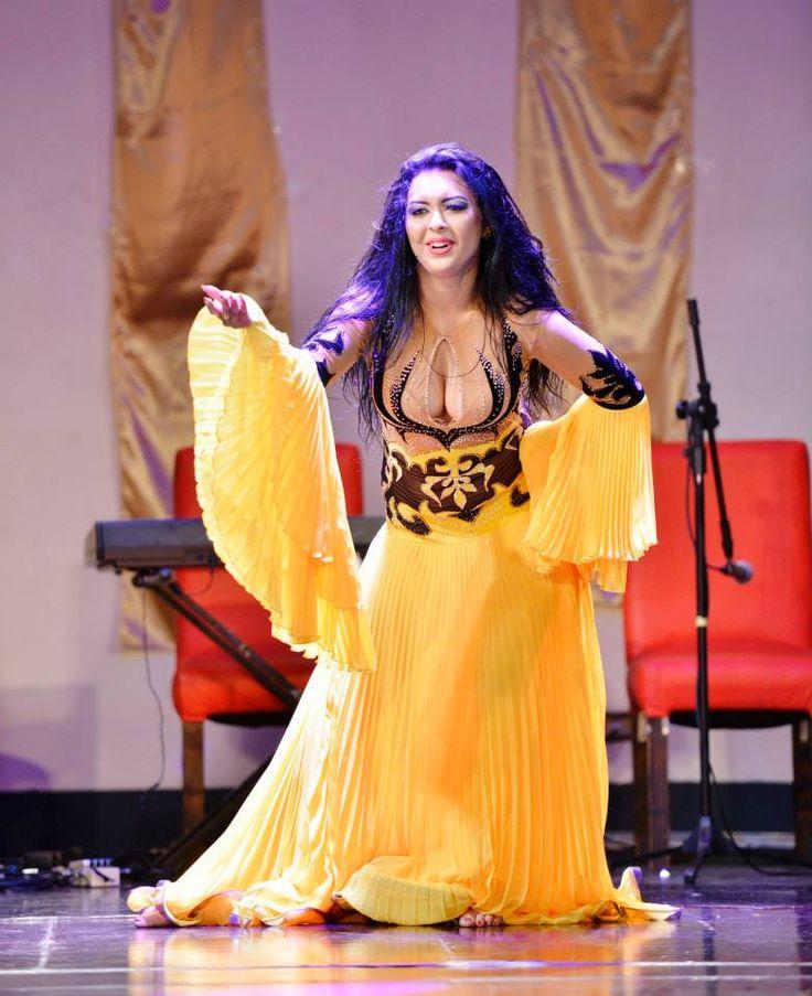 Yana Tsehotskaya. Dancer. BellyDance. Oriental Dance.Odessa. Ukraine. by vkcom