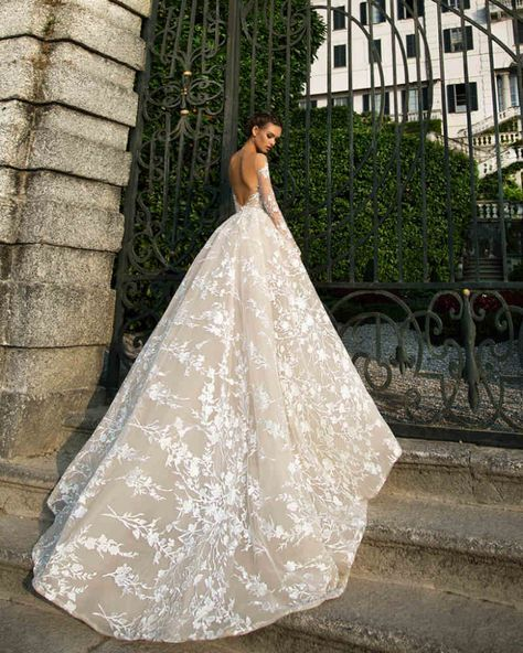 Milla Nova 2017 Wedding Dress