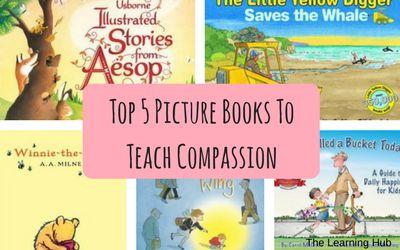 Picture Books To Promote Compassion