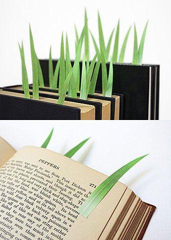 bookmarksDanska Kvadrat, Ideas, Crafts Gift, Color, Book Markers, Kids Crafts, Grass Bookmarks, Random Stuff, Osez La