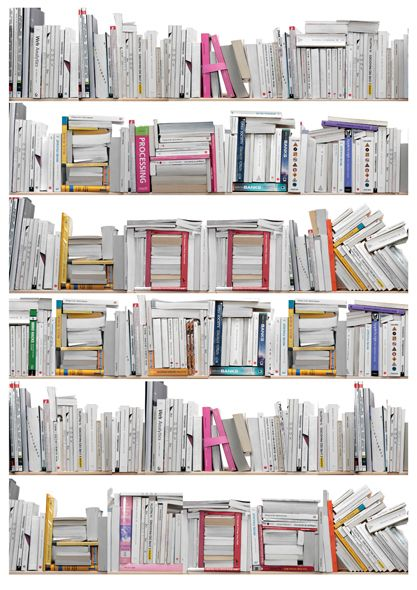 Book as block, block as type