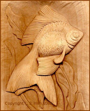 free online relief wood carving projects by l s irish c