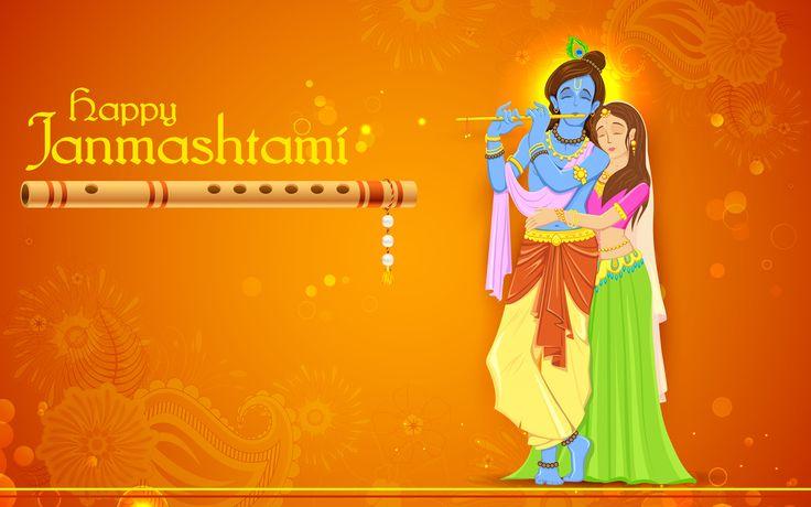 Happy, Janmashtami, Wishes, Greetings, Thoughts, Sayings, Shlok, Lord Krishna, Krishna Janmashtami, Happy Birthday Krishna, Flute, Matuki, W...