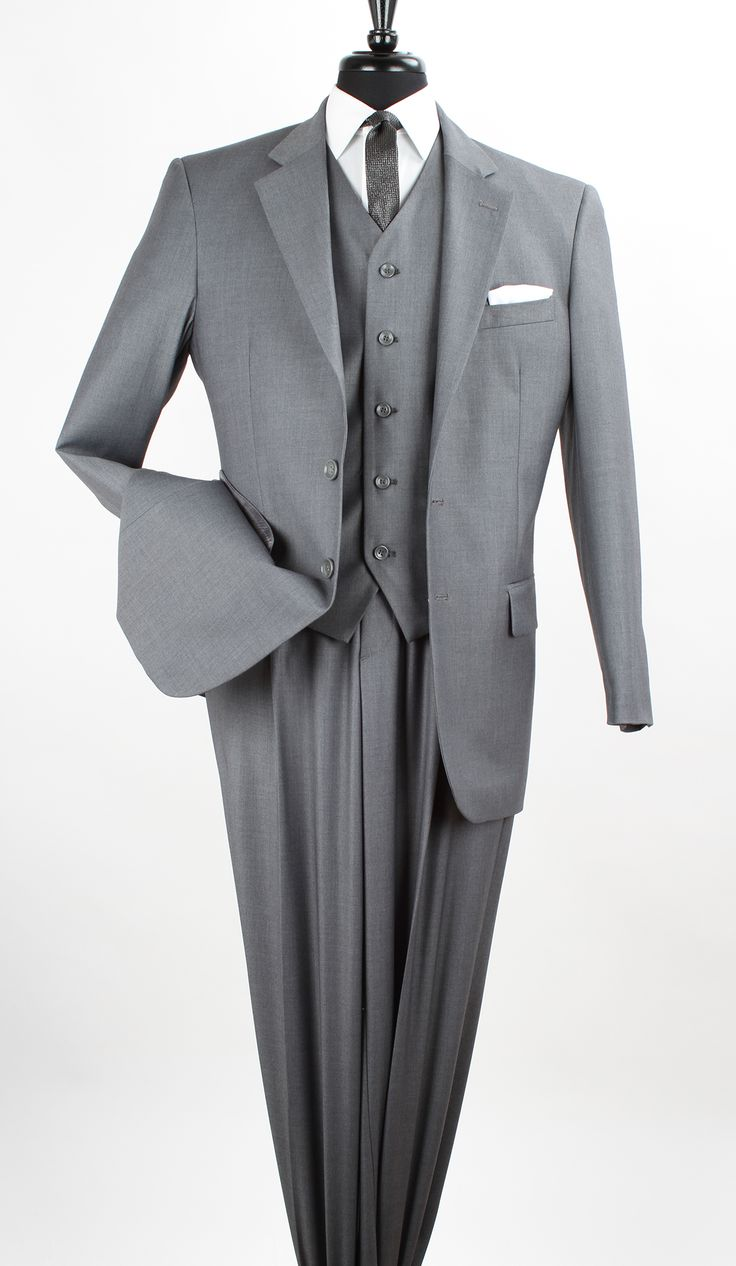 apollo king men s 3 piece executive discount suit grey on men s insulated coveralls cheap id=22563