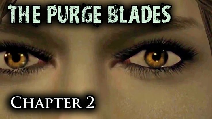 Skyrim machinima - The Purge Blades - Chapter 2
