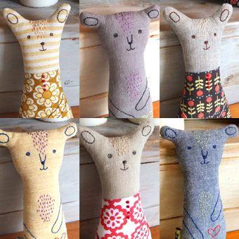 handmade*zakka   fabrickaz+idees