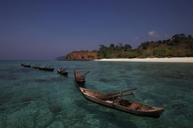 Mergui Archipelago, Burma.