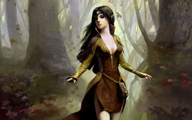 Fantasy Pictures Girls