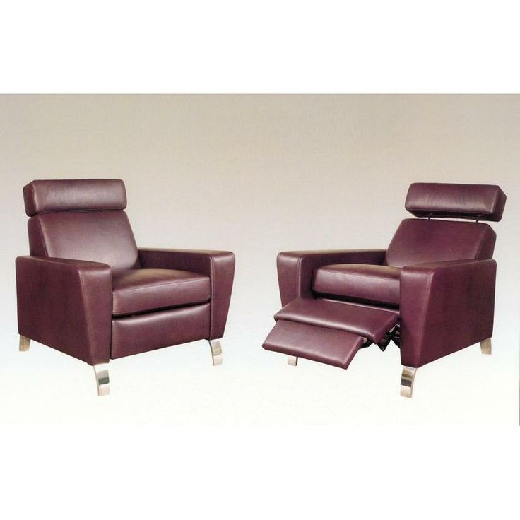 contemporary recliner chairs | Liam Modern Recliner Chair | Sleek modern chairs and sofas