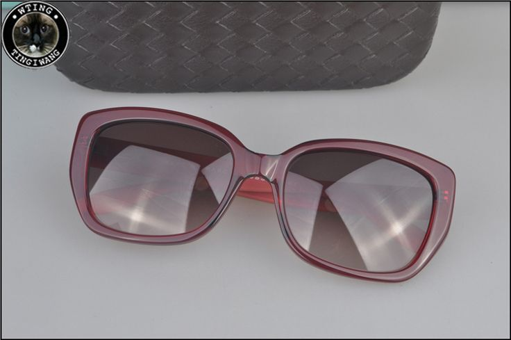 Fashion Wine Red cateye Sunglasses for Man Women brand designer Unisex Glasses Summer Shade Sunglass #summer #fashion #style #sunglasses #eyewear #vibes