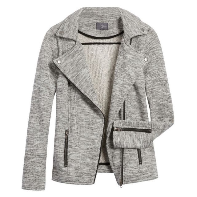 Stitch Fix Stylist: I love this jacket. Great for cooler weather in the fall. -Louisa