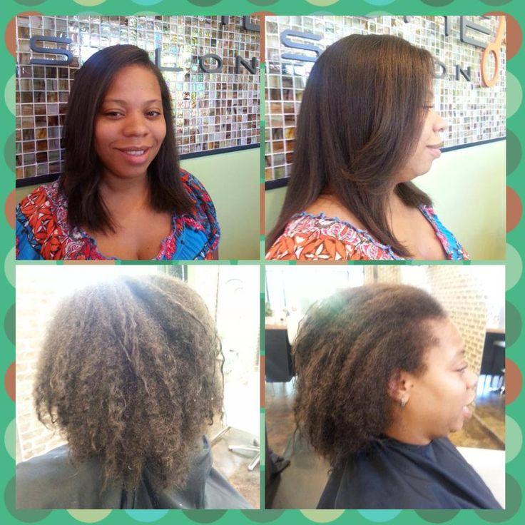 Before and After Keratin Treatment | Keratin treatment ...