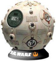 Star Wars - Jedi Training Ball Alarm Clock