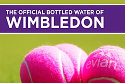 Evian runs real-time ball hunt in Wimbledon ticket giveaway