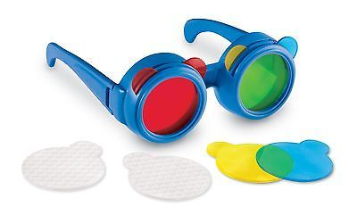 Science Colour Mixing Glasses Learning Resources Home school Montessori
