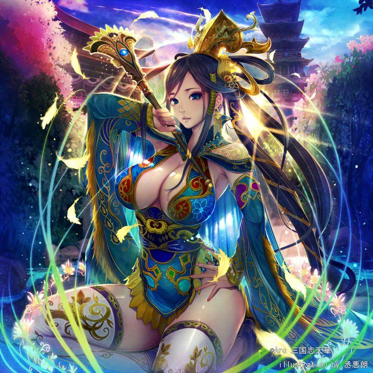 Arc様 三国志天華  akurou.com