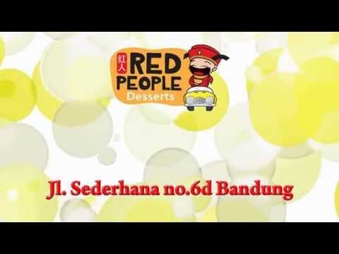 Red People Dessert