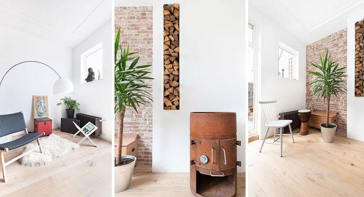 De Amsterdamse grachtengordel kent heel wat oude herenhuizen, die na verloop van tijd weleens toe zijn aan renovatie. De kunst van het restaureren is altijd om het karakteristieke van het gebouw intact te houden en bij dit herenhuis is dat absoluut gelukt. De witte muren contrasteren heel gaaf met de bakstenen muur in de keuken […]