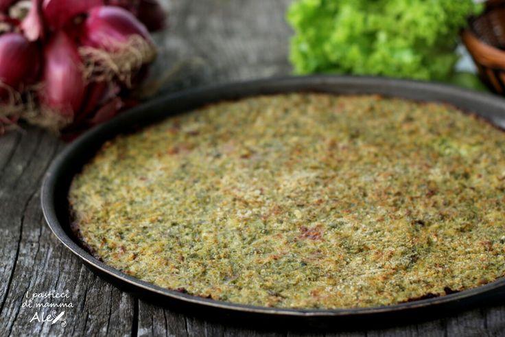Il Polpettone genovese viene preparato con i fagiolini e le patate ed è un piatto tipico della tradizione culinaria ligure