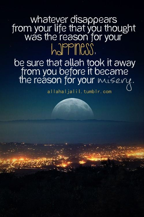 Allah knows the best for you.