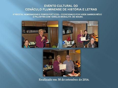 FOCUS PORTAL CULTURAL: EVENTO CULTURAL DO CENÁCULO FLUMINENSE DE HISTÓRIA...
