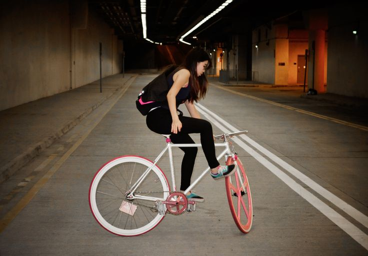 Bike-tography | Fixielicious ~ Hong Kong Fixed Gear Girl | Page 4