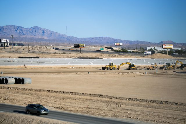 Amazon plans new North Las Vegas fulfillment center with estimated 1K jobs   imgThe Governor's Office of Economic Development approved tax abatements for a handful of companies Thursday, Nov. 17, 2016, including one for an Amazon fulfillment center. The center is under construction located off of Lamb Boulevard just north of Interstate 15. (Jeff Scheid/Las Vegas Review-Journal) Follow @jeffscheidimgAmazon boxes are seen stacked for delivery in the Manhattan borough of New York City, January…