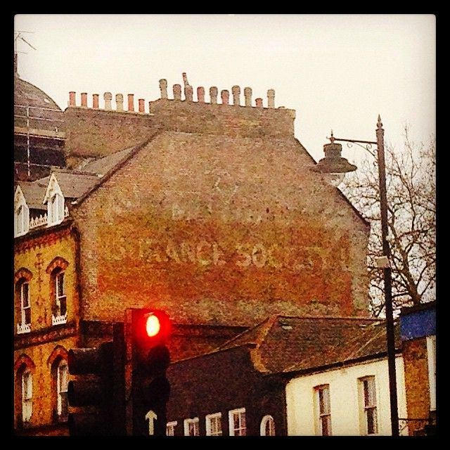 I think this #ghostsign in #Clapham has flames round it? It's a #Kooky #London #App http://bit.ly/11XgicP #ig_London #igLondon #London_only #UK #England #English #British #iPhone #quirky #odd #photoftheday #photography #picoftheday #igerslondon #londonpop #lovelondon #timeoutlondon #instalondon #londonslovinit #mylondon #Padgram
