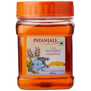 Patanjali Pure Honey Multiflora